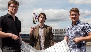 River Thames promo shot, 2012